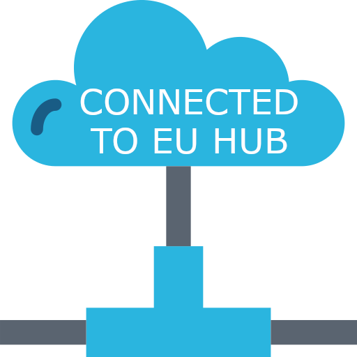 Connected to EU Hub